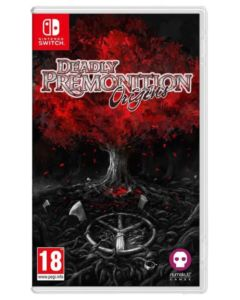 Deadly Premonition Origins Collector's Edition