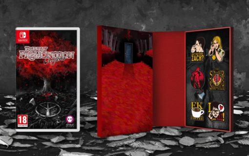 Kolekcjonerska edycja Deadly Premonition Origins na Nintendo Switch