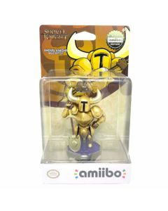Amiibo Shovel Knight Gold Edition