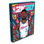 NBA 2K20 + Steelbook za około 168 zł z wysyłką na niemieckim Amazonie