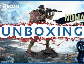Unboxing figurki Nomada z Ghost Recon Breakpoint