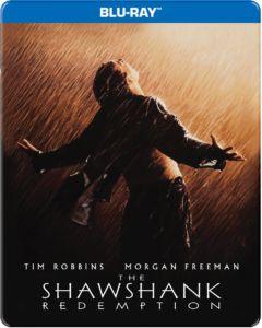 Skazani na Shawshank Steelbook