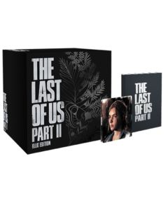 The Last Of Us Part II Edycja Ellie
