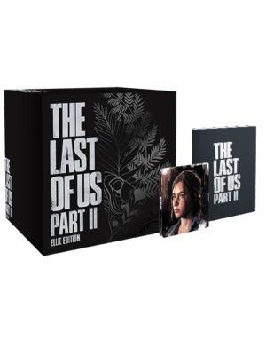 The Last Of Us Part II Edycja Ellie
