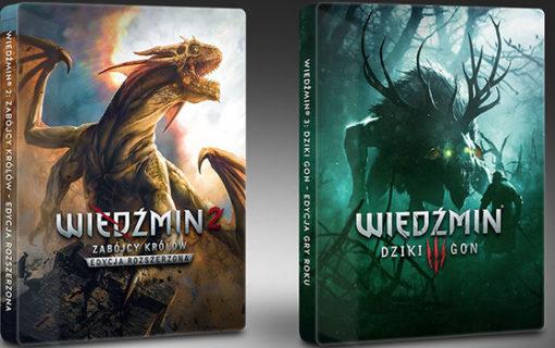 Kolejne części Wiedźmina zostaną wydane w specjalnych edycjach