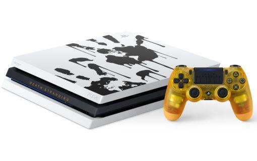 Ruszyła przedsprzedaż Playstation 4 Pro w limitowanej edycji Death Stranding