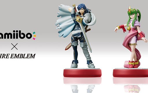 Dwie nowe figurki amiibo z Fire Emblem Warriors