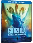 Godzilla II: Król potworów Steelbook
