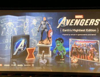 Ujawniono zawartość kolekcjonerskiego wydania Marvel's Avengers