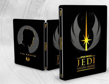 Druga wersja Steelbooka z Star Wars Jedi: Upadły Zakon