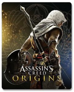 Assassin's Creed Origins Steelbook