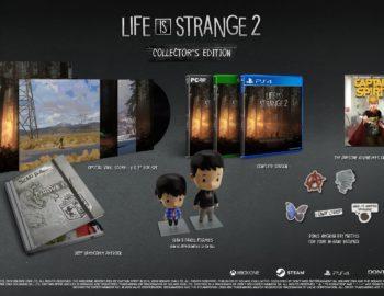 Kolekcjonerskie wydanie  Life is Strange 2