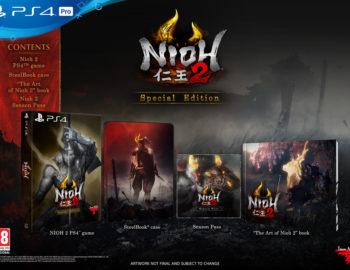 Specjalne wydanie Nioh 2 dostępne w Electro