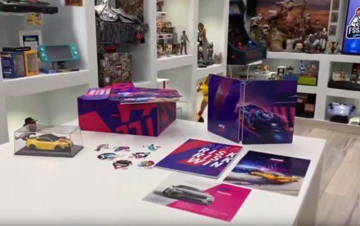 Unboxing kolekcjonerki Need For Speed Heat. Steelbook dostępny w Media Expert