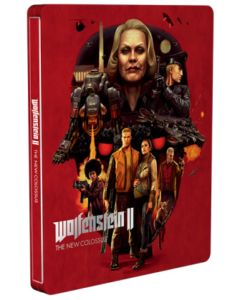 Wolfenstein II: The New Colossus Steelbook