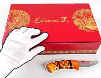 Unboxing kolekcjonerskiego wydania Shenmue III