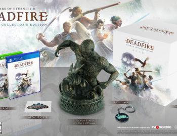 Edycja Kolekcjonerska Pillars of Ethernity II Deadfire dostępna w polskich sklepach