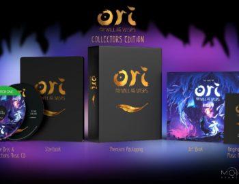 Ori and the Will of the Wisps z kolekcjonerskim wydaniem