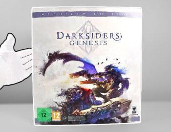 Unboxing kolekcjonerki Darksiders Genesis. Konsolowe wydanie dostępne w polskich sklepach