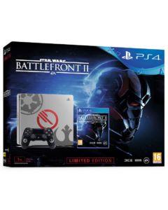 Playstation 4 Slim Limitowana edycja Star Wars Battlefront II