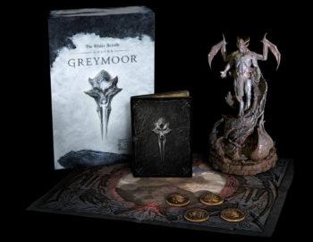 Bethesda zapowiada kolekcjonerkę nowego rozszerzenia The Elder Scrolls Online: Greymoor