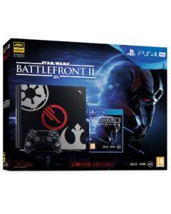 Playstation 4 Pro Limitowana edycja Star Wars Battlefront II