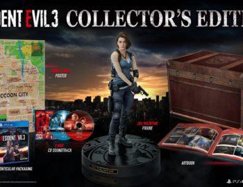 Kolekcjonerska edycja Resident Evil 3 dostępna w Polsce