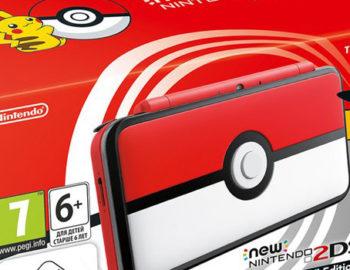 New Nintendo 2DS XL dla fanów Pokemonów