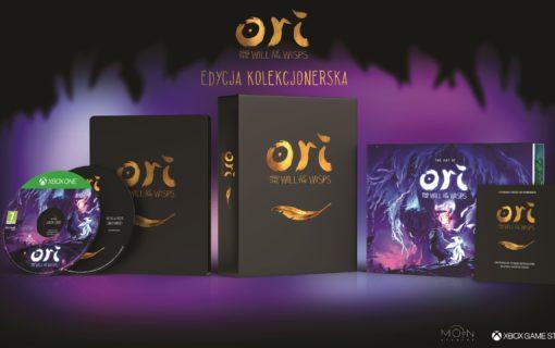 Specjalna edycja Ori and the Will of the Wisps w polskich sklepach