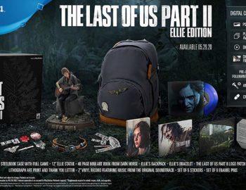 Naughty Dog zapowiada dodatkowe egzemplarze The Last Of Us Part II Ellie Edition
