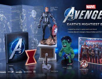 Kolekcjonerka Marvel's Avengers dostępna w Polsce