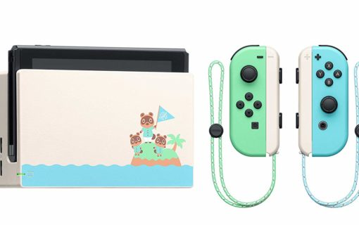 Limitowana konsola Nintendo Switch Animal Crossing: New Horizons