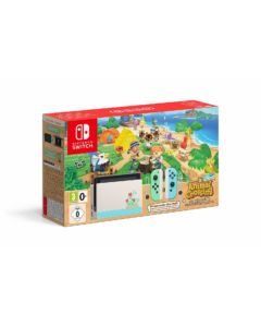 Konsola Nintendo Switch Animal Crossing: New Horizons Edition