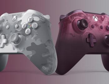 Nowe limitowane kontrolery Xbox One