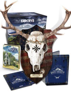 Far Cry 5 Hope County, MT