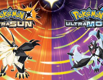 Trzy steelbooki z Pokémon Ultra Sun i Ultra Moon