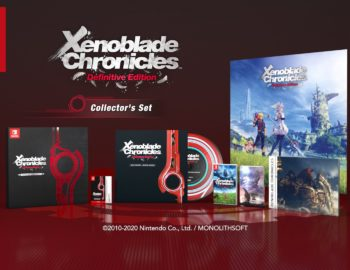 Edycja Kolekcjonerska Xenoblade Chronicles Definitive Edition dostępna w Media Markt