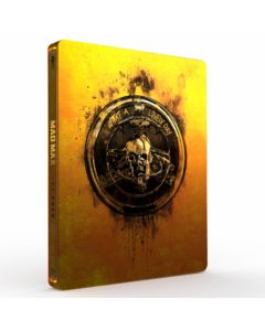 Mad Max: Fury Road Titans Of Cult Steelbook