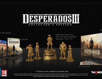 Ruszyła przedsprzedaż kolekcjonerki Desperados III w Polsce