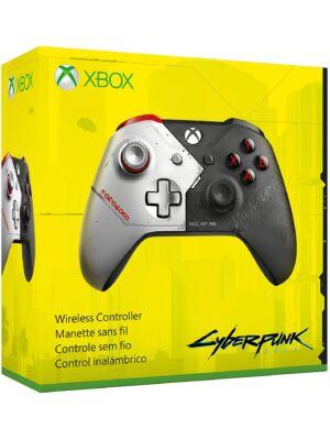 Kontroler Xbox One limitowana edycja Cyberpunk 2077