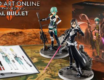 Kolekcjonerskie wydanie Sword Art Online: Fatal Bullet