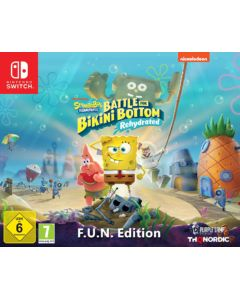SpongeBob SquarePants: Battle for Bikini Bottom Rehydrated F.U.N. Edition