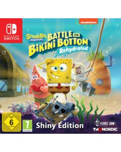 SpongeBob SquarePants: Battle for Bikini Bottom Rehydrated Shiny Edition
