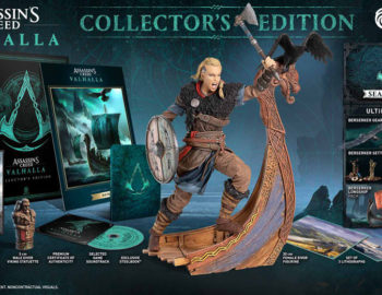 Assassin's Creed Valhalla zadebiutuje w tym roku. Ruszyła przedsprzedaż kolekcjonerki