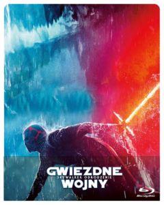 Gwiezdne Wojny: Skywalker. Odrodzenie Steelbook