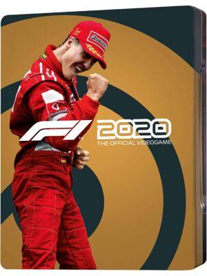 F1 2020 Steelbook