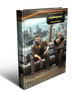 Cyberpunk 2077 oficjalny poradnik edycja kolekcjonerska