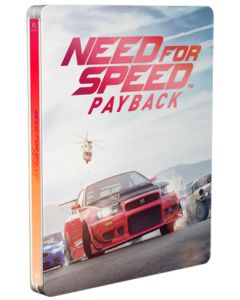 Need For Speed: Payback Steelbook