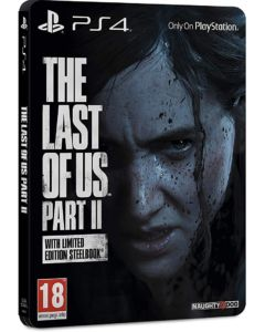 The Last Of Us Part II Steelbook