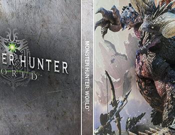Steelbook z Monster Hunter: World